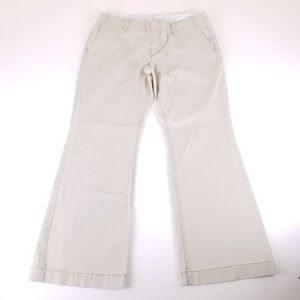 Express Straight Legged Khaki Chino Pants B126